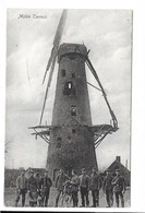 Mühle Terrest - Molen. - Houthulst