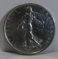 Réf 416417 - 1963 - 5 Francs Argent - La Semeuse - O. ROTY - J. 5 Francs