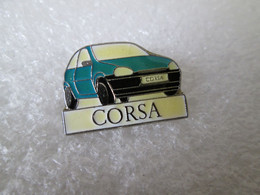 PIN'S    Opel   Corsa - Opel