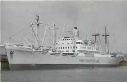 416 PHOTO BATEAU L'ORIENTAL FANTASIA    DE 1957  - FORMAT C.P.A - Boten