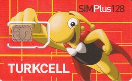 GSM SIM Turkcell 128k Mint - Turkije