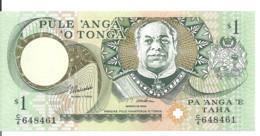 TONGA 1 PA'ANGA ND1995 UNC P 31 D - Tonga