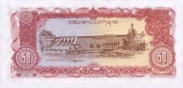 LAOS P. 29a 50 K 1979 UNC (2 Billets) - Laos