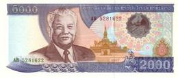 LAOS P. 33a 2000 K 1997 UNC - Laos