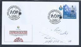 Football. Artur De Sousa. Futebol Clube Do Porto. Sport In The Age Of Covid 19. Soccer. Fußball. Calcio. Covid. Olympic - Storia Postale