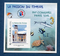 ⭐ France - Bloc Souvenir FFAP - YT N° 14 ** - Neuf Sans Charnière - 2018 ⭐ - FFAP