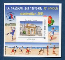 ⭐ France - Bloc Souvenir FFAP - YT N° 16 ** - Neuf Sans Charnière - 2019 ⭐ - FFAP