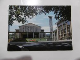 Morges - Institut De La Longeraie Chapelle Et Cour D'honneur - VD Vaud