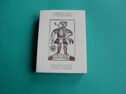 Jeu De 36 Cartes Unter - Fbernard Schaer - In.mumlisvil C.solothurn  Playing Card - 32 Cards