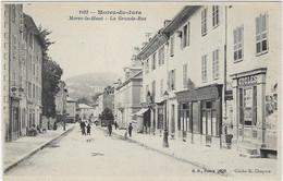 39  Morez    -  La Grande Rue - Morez