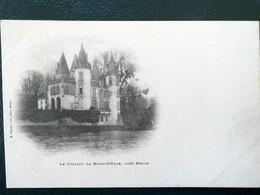 60  , Le Château De Montlévèque Début 1900 - Otros Municipios