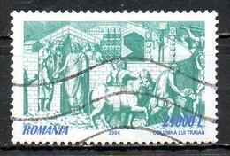 ROUMANIE. N°4930 Oblitéré De 2004. Bas-relief De La Colonne Trajane. - Usado