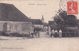Saudoy, Rue Du Plessis - Altri Comuni