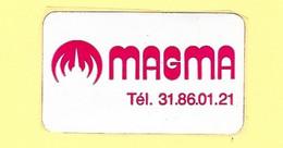 AUTOCOLLANT STICKER - MAGMA - GROUPE DE ROCK - Stickers