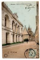 Bourges -  Theatre Et Palais Jacques Coeur - CPA° - Bourges