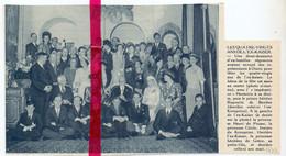 Orig. Knipsel Coupure Tijdschrift Magazine - Doorn - Ex Kaiser Wilhelm à 80 Ans - 1939 - Unclassified