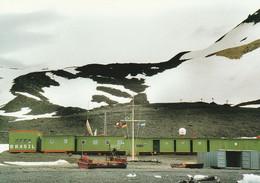 6 AK Antarktis * Forschungsstationen Japan Chile Ukraine Brasilien Wordie House Ex British Base Inseln Wiencke Peterman - Other