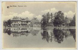 Zoet-Water ( Oud - Heverlee) - Algemeen Zicht Met Café - Hotels Naast Vijver - Oud-Heverlee
