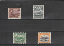 Antigua - Timbres Neufs (avec Charnières ) N+ - 1858-1960 Kolonie Van De Kroon
