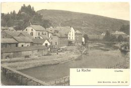 § -  LA ROCHE  -  L'ourthe - La-Roche-en-Ardenne