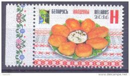 2016. Belarus, RCC, National Cuisine, 1v, Mint/** - Belarus