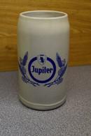 Bierpul 1 Liter Jupiler Bier Jupille (B) - Glasses