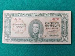 Uruguay 0.50 Pesos 1939 - Uruguay