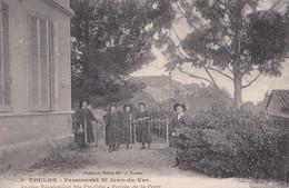 Saint Jean Du Var: Ancien Pensionnat Sainte Clotilde- Entrée De La Cour - Toulon