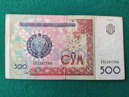 Uzbekistan 500 Somma 1999 - Uzbekistan
