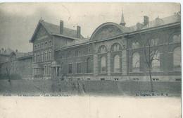 """Ukkel - Uccle - Le Sanatorium """" Les Deux Alices """" - L. Lagaert, B. - No 2 - 1908 - Uccle - Ukkel"""