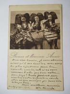 FILLETTES   ALSACIENNES    ....       BONNE  ANNEE                   TTB - Alsace