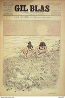 GIL BLAS-1893/13-MAURICE MONTEGUT-MAURICE BOUKAY-ALBERT GUILLAUME - Le Petit Journal