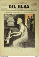 GIL BLAS-1896/33-FRANCOIS De NION-JEAN GRANDEAU-SCALBERT- - Le Petit Journal