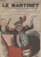 Le Martinet N°20, 7è Année, Le Pétomane Samson. - GRIFF - 1908 - Zonder Classificatie
