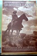 La Patriote Illustre. Civitavecchia, Bruxelles, Alexandrie, My Darling Clementine, Soldats, War, Guerre, Cinema - 1900 - 1949