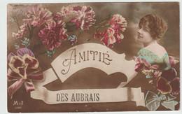 Fleury Les Aubrais  (45 - Loiret)  Amitié - Cachet Militaire De La Gare Des Aubrais - Other Municipalities