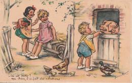 Illustrateur Germaine Bouret, Ou Est Toto, N) 7 Ser 1938 - Bouret, Germaine