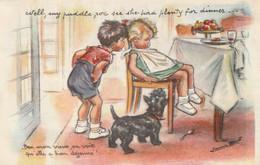 Illustrateur Germaine Bouret, Ben Mon Vieux - Bouret, Germaine