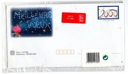 """FRB Enveloppe """"Prêt à Poster"""" éditée Pour Fêter L'an 2000 Avec Carte Souvenir, Sous Blister D'origine - Prêts-à-poster: Other (1995-...)"""