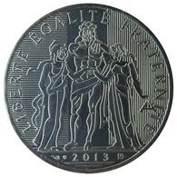 FRX01013.1 - 10 € FRANCE - 2013 : Hercule - Argent - France