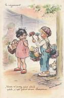 Illustrateur Germaine Bouret, Le Negociant - Bouret, Germaine