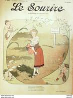 LE SOURIRE-1908-463-LEONNEC CARLEGLE KOBER VERJEZ HEMARD MICH FALCO - 1900 - 1949