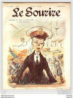 LE SOURIRE-1912- 26-Journal Humoristique-LEANDRE GENTY CARLEGLE PAVIS - 1900 - 1949