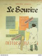 LE SOURIRE-1914- 19-Journal Humoristique-CARLEGLE HELLE - 1900 - 1949