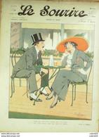 LE SOURIRE-1914- 20-Journal Humoristique-FABIANO PAVIS MARTIN HELLE FALKE CARLEGLE - 1900 - 1949