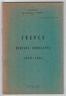 """LIVRE """" CATALOGUE DES BUREAUX AMBULANTS DE FRANCE 1845 - 1965 """" Par POTHION - Philatelie Und Postgeschichte"""