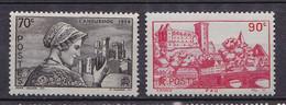 N° 448 Et 449 Sites Paysages: Château De Pau Béziers :  Timbres Neuf Impeccable Sans Charnière - Unused Stamps