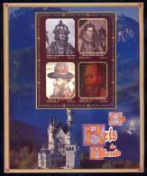 ANGOLA 2000 Kings Of The Millennium - Papas