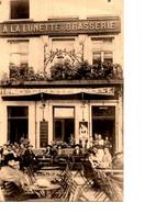B 12. Bruxelles: Brasserie A La Lunette - Brussel (Stad)