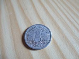 France - 2 Francs Francisque 1944 B.N°2293. - I. 2 Francs